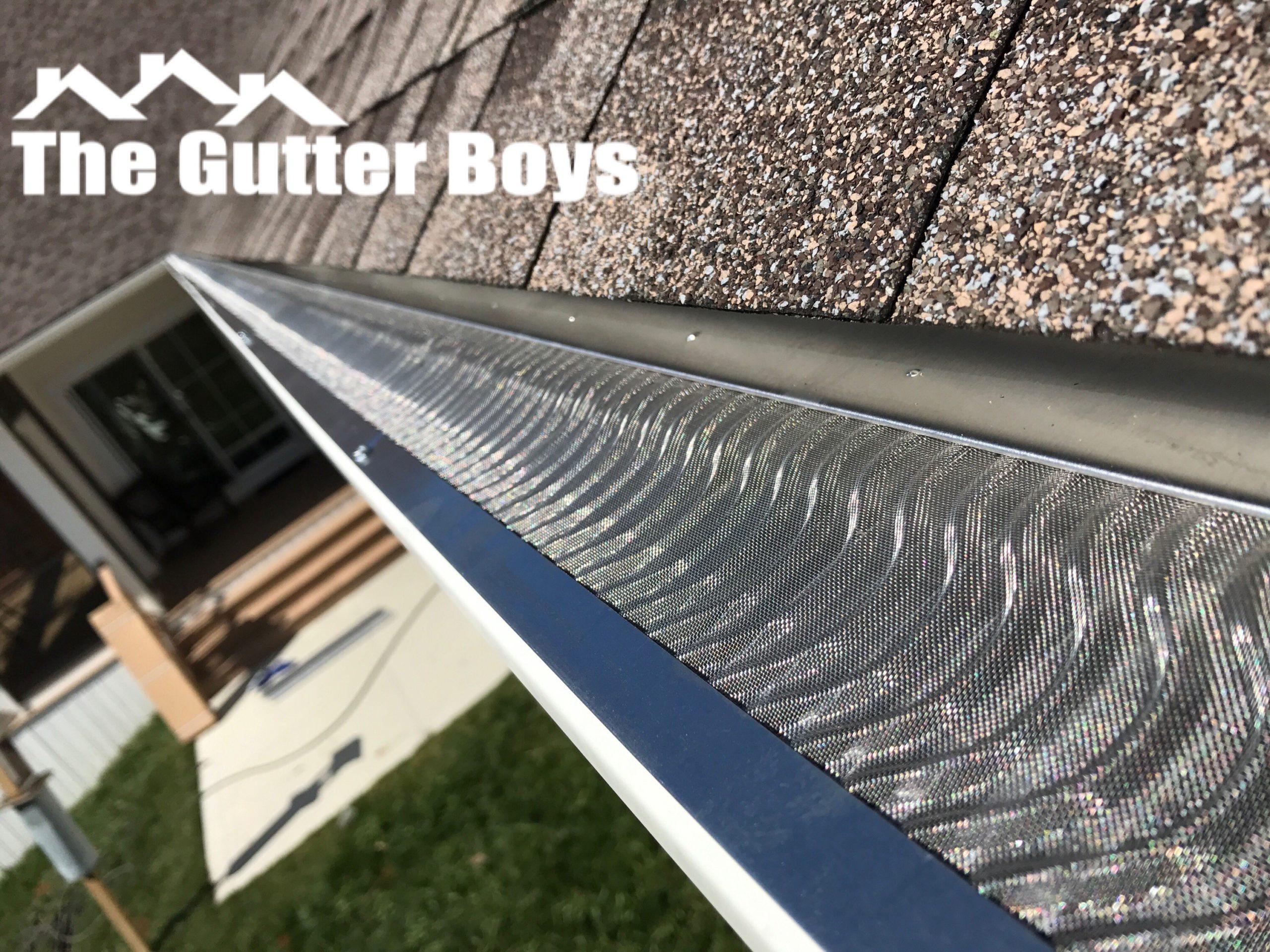 Honest Gutter Guard Pricing